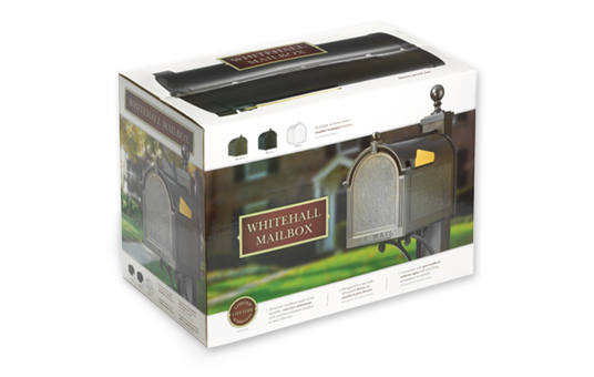 whitehall products mailbox home accents - Whitehall Products